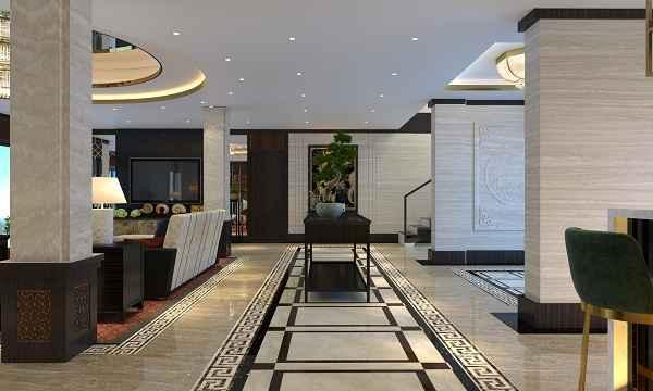 đại sảnh khách sạn